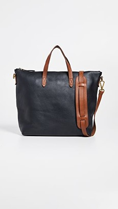 Madewell The Zip-Top Transport Carryall