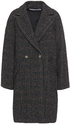 IRO Trish Double-breasted Tweed Coat