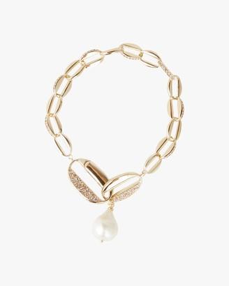 Carolee Diana Charm Bracelet