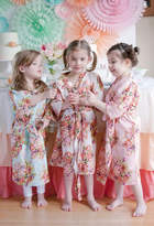 Etsy Little Girl Robes - Kids Spa party robes, Kimono Crossover Robes, Perfect Baby shower gift, Kids rob