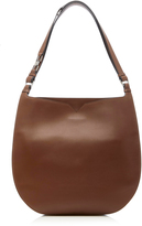 Valextra Weekend Hobo Large Shoulder Bag