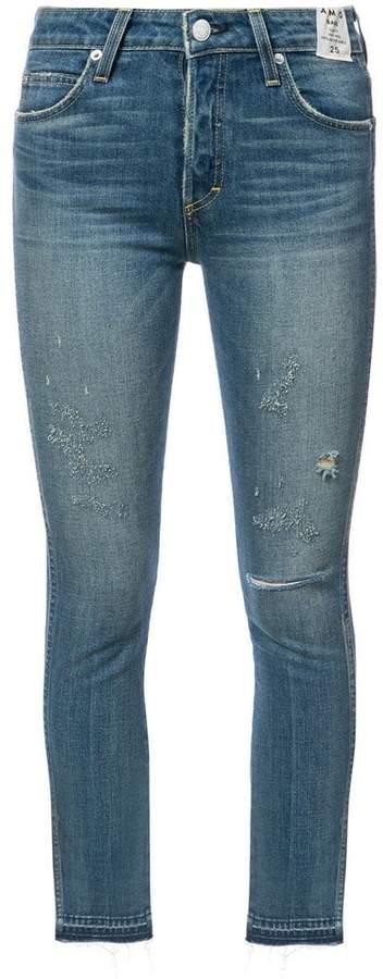 Amo cropped skinny jeans