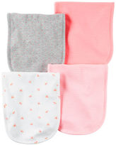 Carter's 4-Pack Burp Cloths