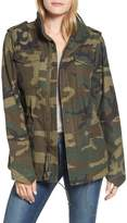 Alpha Industries M-65 Defender Camo Field Jacket