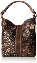 Frye Deborah Studded Hobo Bag