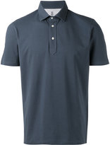 Brunello Cucinelli short-sleeve polo shirt - men - Cotton - S