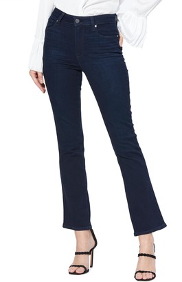 Paige Claudine High Waist Ankle Flare Jeans