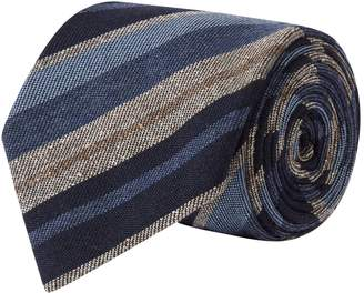 Brioni Striped Regimental Tie