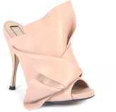 N°21 8003 - Leather Heeled Slide