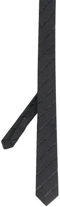 Saint Laurent Chevron Tie