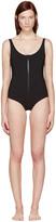 Lisa Marie Fernandez Black Jasmine Swimsuit