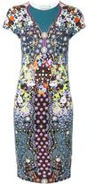 Mary Katrantzou 'Elay' fitted dress