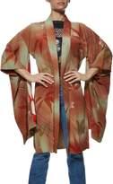 Vintage Silk Kimono Haori