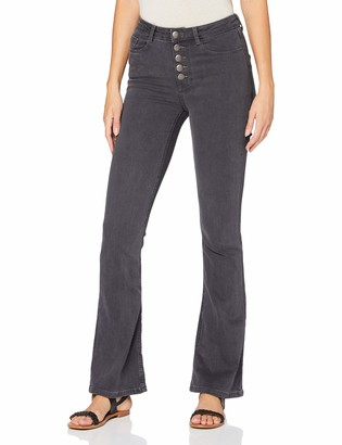 Dorothy Perkins Women's Charcoal 5 Button Jeans 8