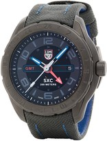 Luminox SXC Aerospace Watch - Leather Band (For Men)