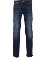 Boss Maine3 Faded Indigo Regular Fit Denim Jeans