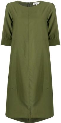 Antonelli Cotton-Blend Shift Dress