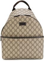 Gucci Kids branded backpack