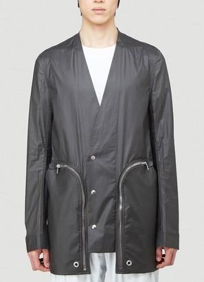 Rick Owens Zipped Pocket Jacket
