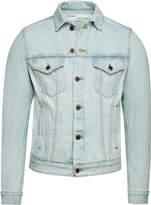 Off-White Printed Denim Jacket