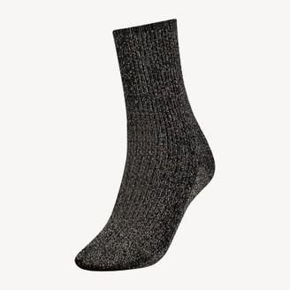 Tommy Hilfiger Sparkle Knit Socks