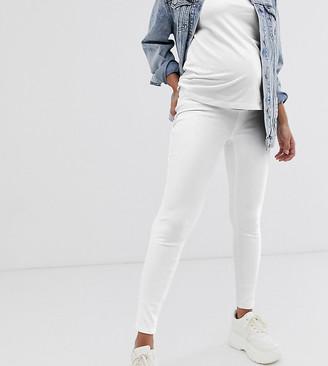 Spanx Mama ankle grazer jean-ish leggings