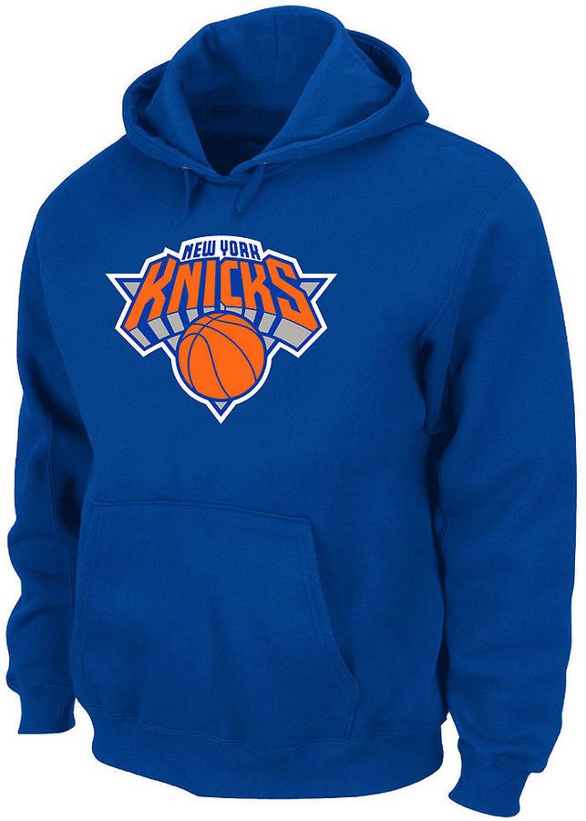 Majestic NBA Big and Tall Hoodie, NY Knicks Pullover Hoodie