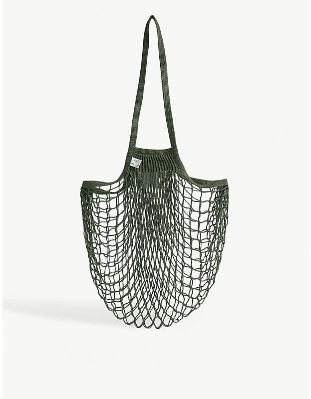 Filt Black Net Shopper bag