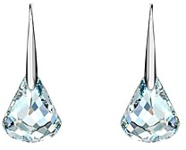 Swarovski Spirit Crystal Drop Earrings
