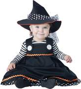 California Costumes Baby Girls' Crafty Lil' Witch Infant