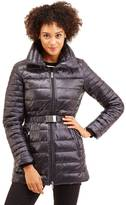 Nautica Long Down Puffer Coat