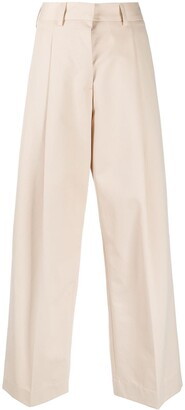 Jejia Straight-Leg Cotton Chinos