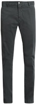 J.w. Brine Owen Slim-leg Stretch-cotton Chino Trousers