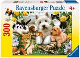 Ravensburger Happy Animal Buddies 300 Pieces Puzzle
