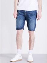 Levi's 501 regular-fit hemmed denim shorts