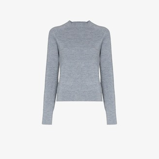 Carcel Knitted Alpaca Wool Sweater