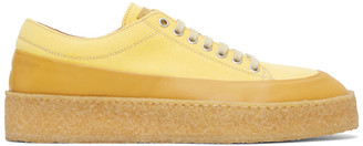 Ion Yellow Low-Top Sneaker