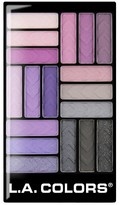 L.A. Colors® Eyeshadow Pallet - Strange Love - 0.7 oz