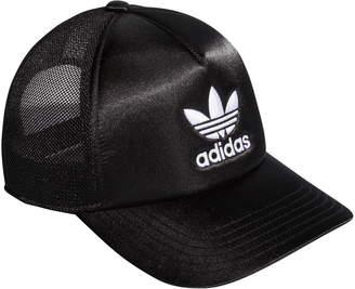 adidas Trefoil Mesh Back Baseball Cap