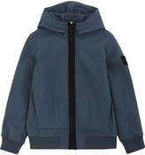 Stone Island Softshell hooded jacket 4-14 years