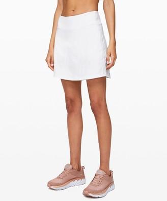 "Lululemon Pace Rival Skirt *Extra Long 17"""