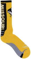 For Bare Feet Missouri Tigers Jump Key II Socks