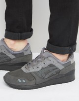 Asics Gel-lyte Iii Moon Walker Trainers H6w0l 1616