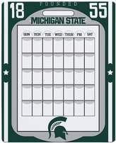 Kohl's Michigan State Spartans Dry Erase Calendar
