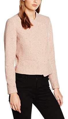 More & More Women's Blazer, (Sandstone Multicolour 3068)
