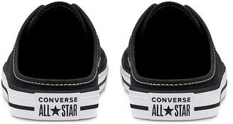 Converse Chuck Taylor All Star Dainty Mule Slip Shoes - Black