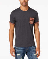 American Rag Men's Diamond Stripe Pocket T-Shirt, Created for Macy's