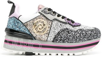 Liu Jo Glitter Low-Top Sneakers