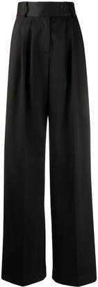 Styland Wide-Leg Cotton Trousers