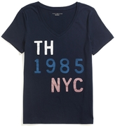 Tommy Hilfiger Final Sale- Th 1985 Nyc Tee